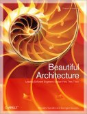 Book cover of Beautiful Architecture