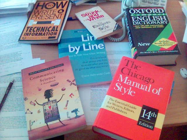Books for better writing