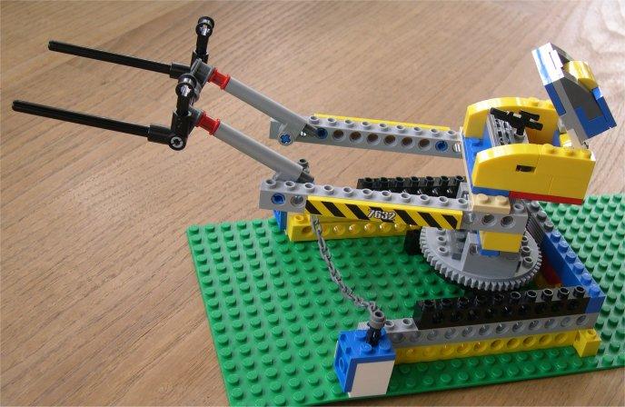 What children build