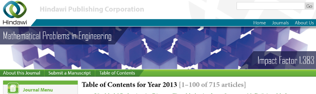 2013 MPE articles